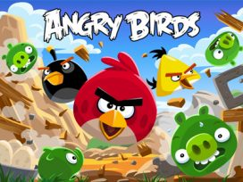 Angry birds classic defenses